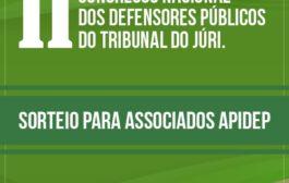 APIDEP disponibiliza edital de reembolso das inscrições de congresso na Paraíba