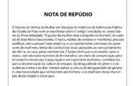APIDEP manifesta repúdio contra artigo publicado em jornal do estado