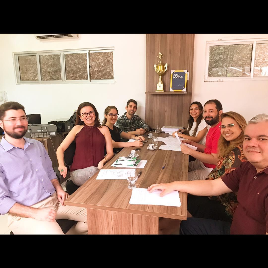 Diretoria da APIDEP se reúne para tratar sobre PCAs no CNJ e lançamento do 1º Prêmio Jornalístico