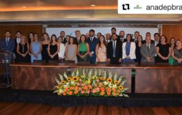 Nova diretoria da ANADEP toma posse em Brasília